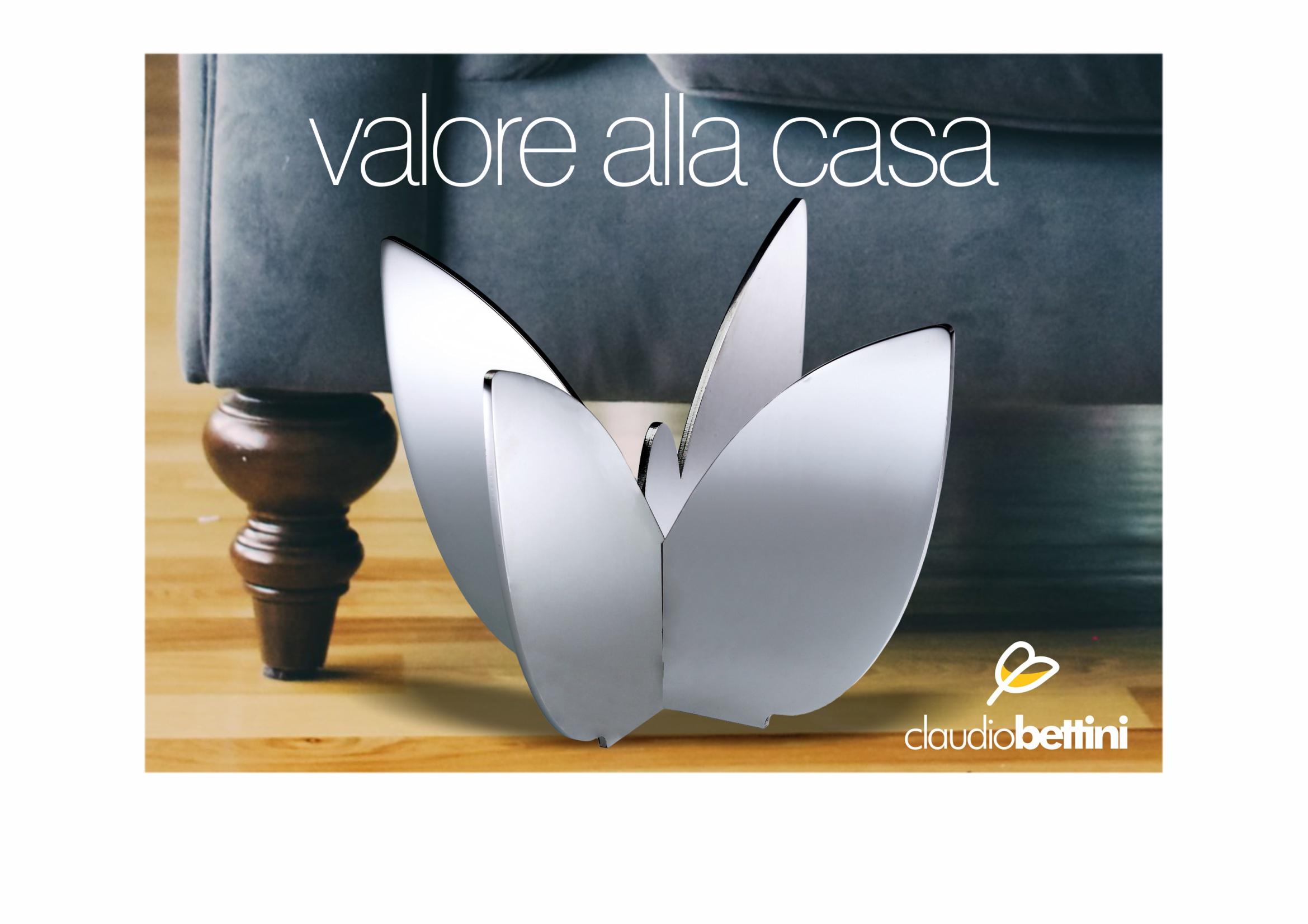 Arredamento soggiorno moderno design claudio bettini shop for Centrotavola design moderno
